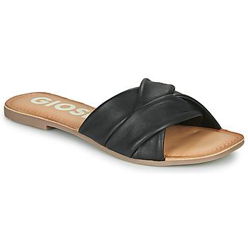 Cipők Női Papucsok Gioseppo JUNIUS Fekete