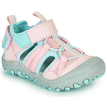 Cipők Lány Sportszandálok Gioseppo TONALA Rózsaszín