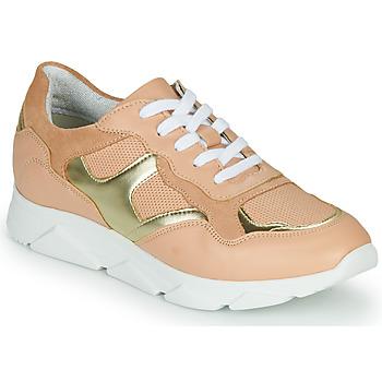 Cipők Női Rövid szárú edzőcipők André HAVILAH Rózsaszín