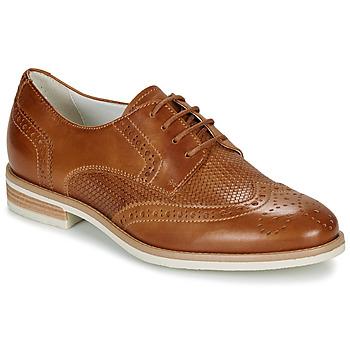 Cipők Női Oxford cipők André BEKKI Teve