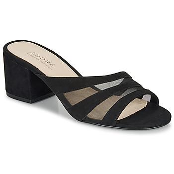 Cipők Női Oxford cipők André JODY Fekete