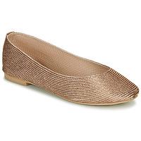 Cipők Női Balerina cipők  André PAPAYA Arany