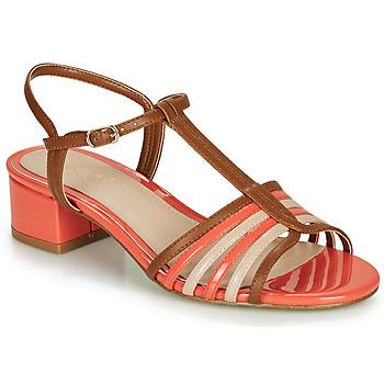 Cipők Női Szandálok / Saruk André PARISETTE Többszínű
