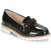 Cipők Női Mokkaszínek André EMA Fekete