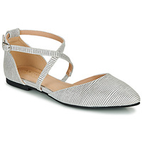 Cipők Női Balerina cipők  André MARTHA Kék