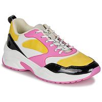 Cipők Női Rövid szárú edzőcipők André HAVVA Többszínű