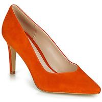 Cipők Női Félcipők André BETH Narancssárga