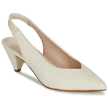 Cipők Női Félcipők André JAYLYN Fehér