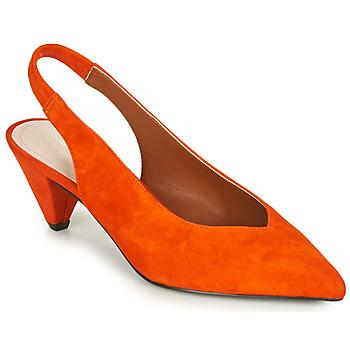 Cipők Női Félcipők André JAYLYN Narancssárga