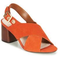 Cipők Női Szandálok / Saruk André JANNINE Narancssárga