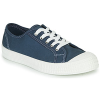 Cipők Női Rövid szárú edzőcipők André HARPER Kék