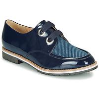 Cipők Női Oxford cipők André MADDO Kék