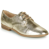 Cipők Női Oxford cipők André JODIE Arany