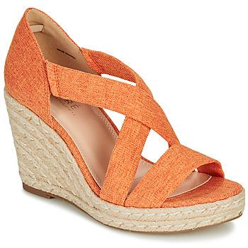 Cipők Női Félcipők André PERMELIA Narancssárga