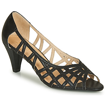 Cipők Női Félcipők André PRISCA Fekete