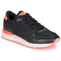 Cipők Női Rövid szárú edzőcipők André HISAYO Fekete