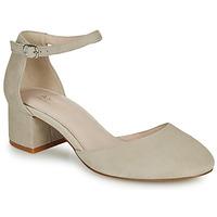 Cipők Női Félcipők André CILLY Bézs