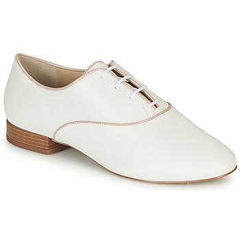 Cipők Női Oxford cipők André VIOLETTE Fehér