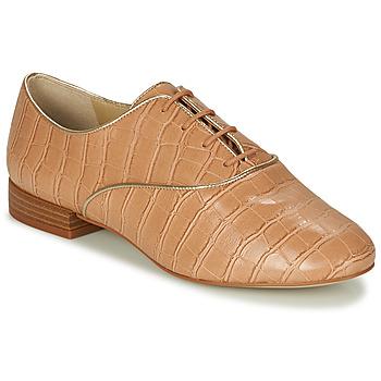Cipők Női Oxford cipők André VIOLETTE Bőrszínű