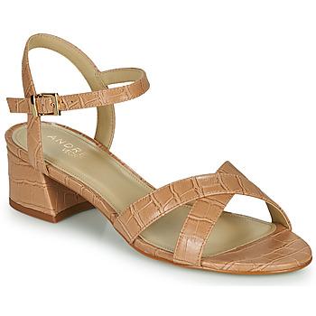 Cipők Női Szandálok / Saruk André VICTORIA Bőrszínű
