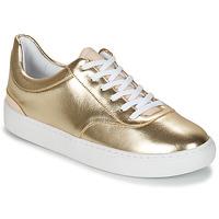 Cipők Női Rövid szárú edzőcipők André VIORNE Arany