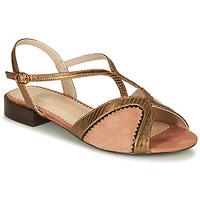 Cipők Női Szandálok / Saruk André LA TRAPEZISTE Rózsaszín