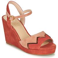 Cipők Női Szandálok / Saruk André LA JONGLEUSE Rózsaszín