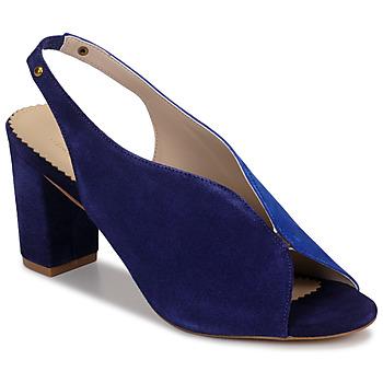 Cipők Női Szandálok / Saruk André L ILLUSIONISTE Kék