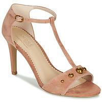 Cipők Női Szandálok / Saruk André LA DOMPTEUSE Rózsaszín