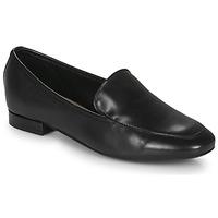 Cipők Női Mokkaszínek André JAELLE Fekete
