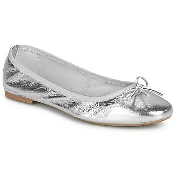 Cipők Női Balerina cipők  André PIETRA Ezüst