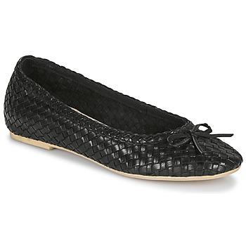 Cipők Női Balerina cipők  André BERNY Fekete
