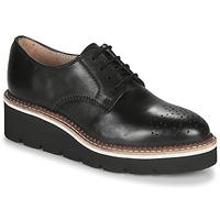 Cipők Női Oxford cipők André EMELINA Fekete