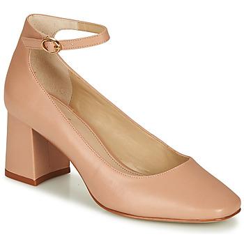 Cipők Női Félcipők André JASMINE Bőrszínű