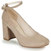 Cipők Női Félcipők André LAURIA Bézs
