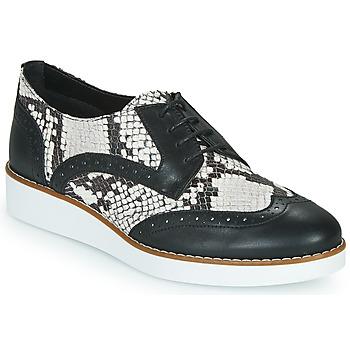 Cipők Női Oxford cipők André CAROU Bézs