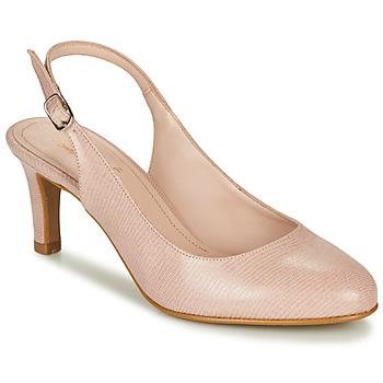 Cipők Női Félcipők André POMARETTE Bőrszínű
