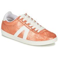 Cipők Női Rövid szárú edzőcipők André SPRINTER Rózsaszín