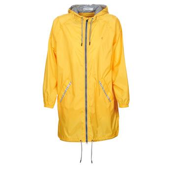 Ruhák Női Parka kabátok Petit Bateau SHINE Citromsárga