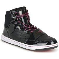 Cipők Női Magas szárú edzőcipők Creative Recreation W CESARIO Fekete