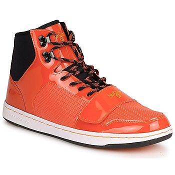 Cipők Női Magas szárú edzőcipők Creative Recreation W CESARIO Narancssárga