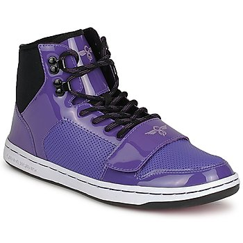 Cipők Női Magas szárú edzőcipők Creative Recreation W CESARIO Lila