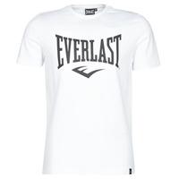 Ruhák Férfi Rövid ujjú pólók Everlast EVL LOUIS SS TS Fehér
