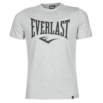 Ruhák Férfi Rövid ujjú pólók Everlast EVL LOUIS SS TS Szürke