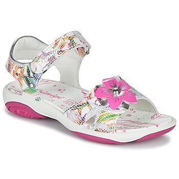 Cipők Lány Szandálok / Saruk Primigi 5383500 Sokszínű