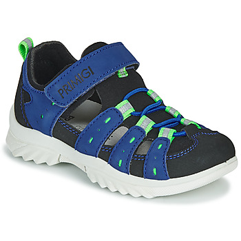 Cipők Gyerek Sportszandálok Primigi 5371822 Kék / Fekete