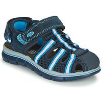 Cipők Fiú Sportszandálok Primigi 5392400 Tengerész / Kék