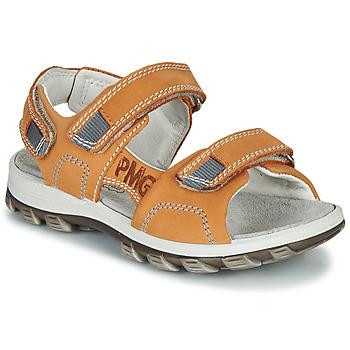 Cipők Fiú Szandálok / Saruk Primigi 5391133 Narancssárga