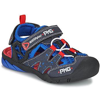 Cipők Fiú Sportszandálok Primigi  Kék / Piros