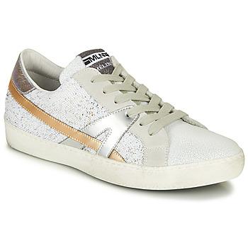 Cipők Női Rövid szárú edzőcipők Meline GELOBELO Bézs